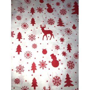 Χριστουγεννιάτικα σχέδια σε υφάσματα_aa3