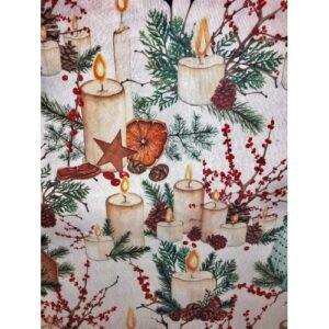 Χριστουγεννιάτικα σχέδια σε υφάσματα_aa8