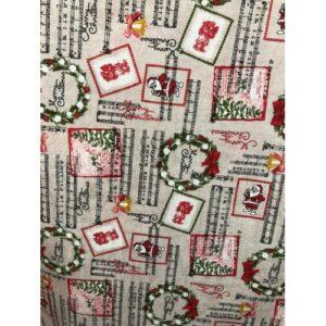 Χριστουγεννιάτικα σχέδια σε υφάσματα_f16
