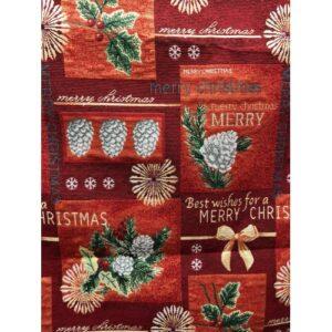 Χριστουγεννιάτικα σχέδια σε υφάσματα_f25