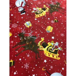 Χριστουγεννιάτικα σχέδια σε υφάσματα_qw10